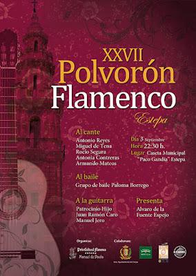 Estepa - Polvorón Flamenco 2015