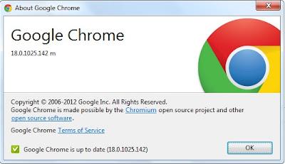 Download Google Chrome 18.0.1025.142 Stable Offline Installer