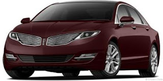 2013 Lincoln MKZ Hybrid