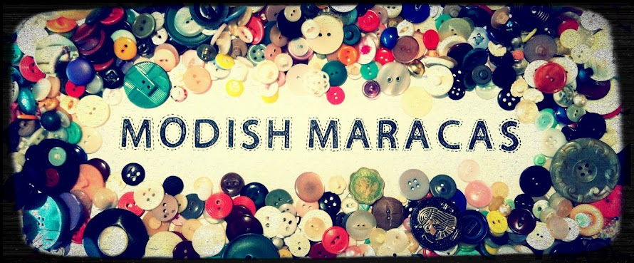 Modish Maracas