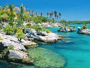 Dica de Viagem: Cancun! (xel ha marine park cancun mexico)