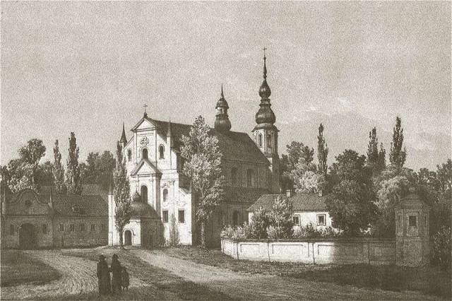 Березовский монастырь картезианцев: часть 2, золотой век.