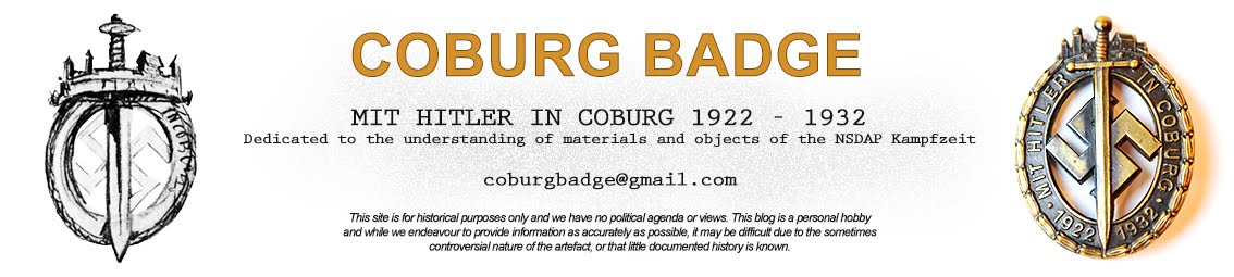 The Coburg Badge