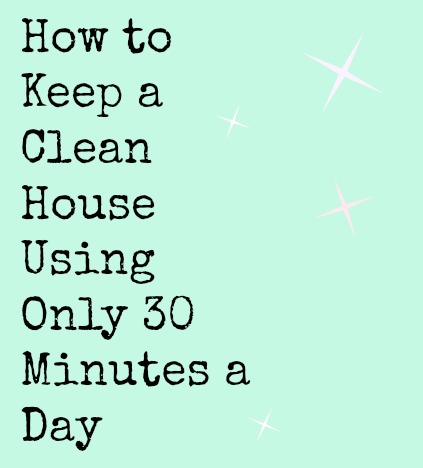 Redirecting How to keep house clean
