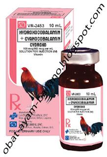 Cydroxo sangat penting dalam metabolisme protein dan dasar  koenzim lainnya. digunakan dalam metabolisme energi  menambah energi dan menguat otot-otot  menambah nafsu makan dan meningkat stamina