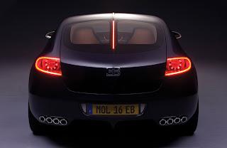 Bugatti Galibier Concept Pictures