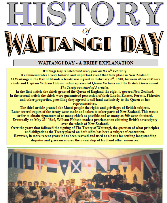 how the treaty of waitangi effected maori health How to understand the treaty of waitangi introduction the treaty of waitangi has been the subject of much legal and academic debate in.