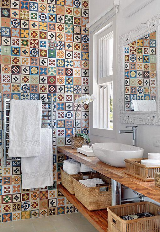 Azulejos para el baño