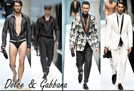 Top Designer Clothing Brands Of 2014 Dolce and Gabbana is a branded