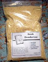 Book Deodorizer