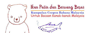 Ikan Patin dan Beruang Besar