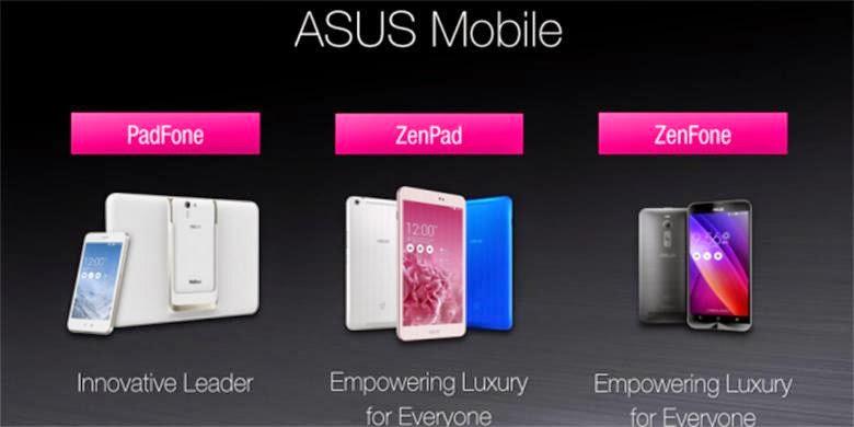 Beredar, Bocoran Tampang Tablet Asus ZenPad