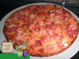 Massa para Pizza Crocante