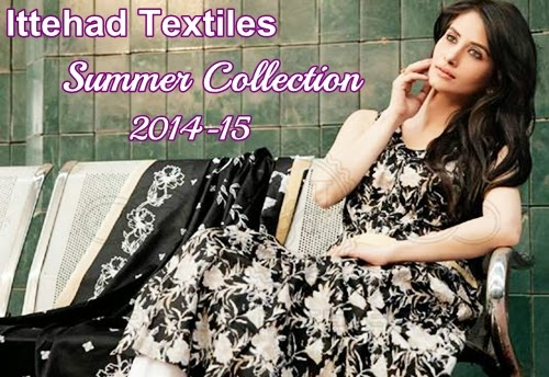 Ittehad Summer Collection 2014 For Men and Women