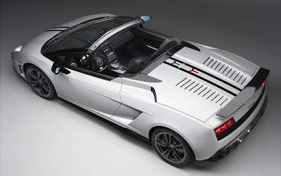 2011 Lamborghini Gallardo LP570-4 Spyder Performante