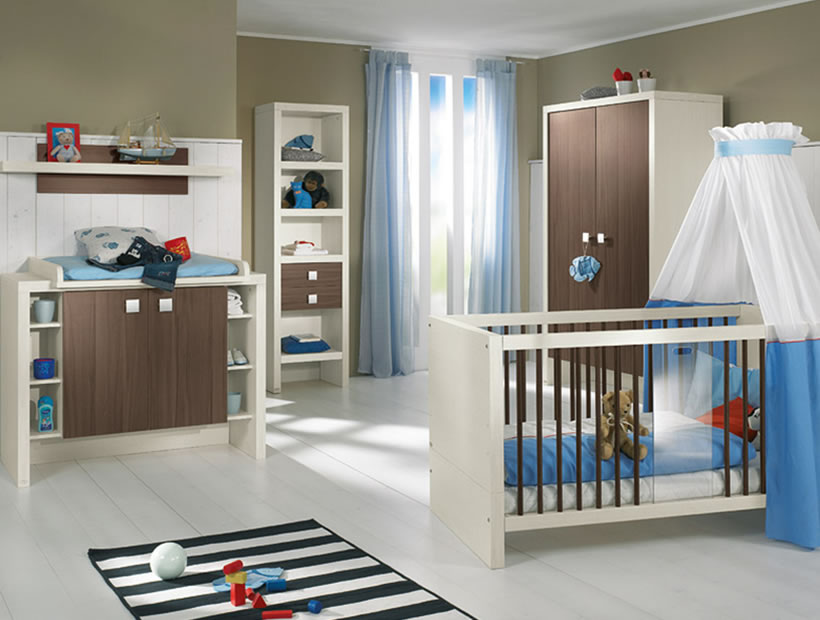 Themes for baby room baby room themes - Baby rooms idees ...