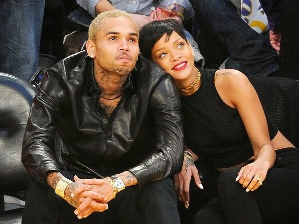 Chris & Rihanna are back together?  Rihanna-600