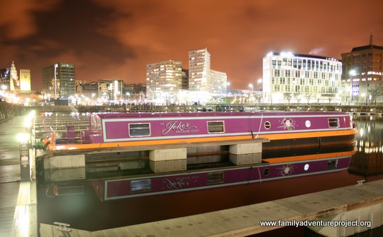Joker Boat Liverpool