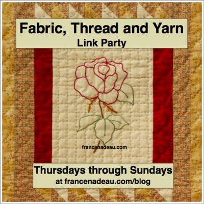 Fabric, thread and yarn