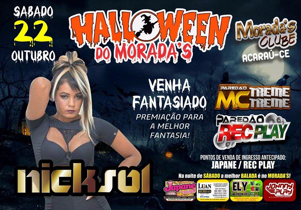 Festa no Morada's Club - Acaraú