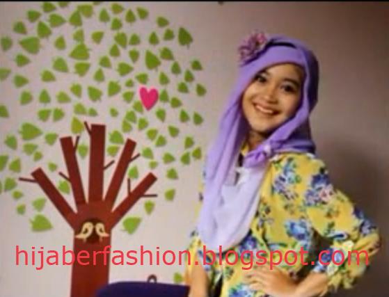 Tutorial Hijab Untuk Pipi Chubby Cara Memakai Jilbab ...