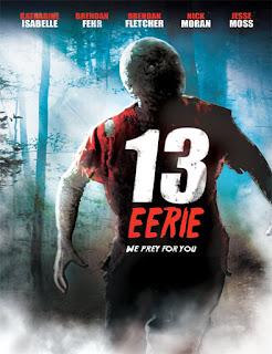 Ver pelicula 13 Eerie (2012) gratis