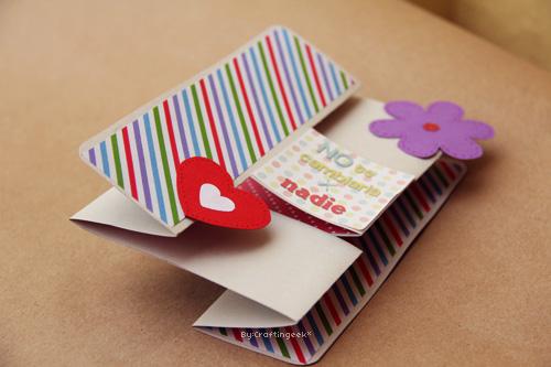 Regalo para aniversario taringa - Como hacer tarjetas para regalar ...