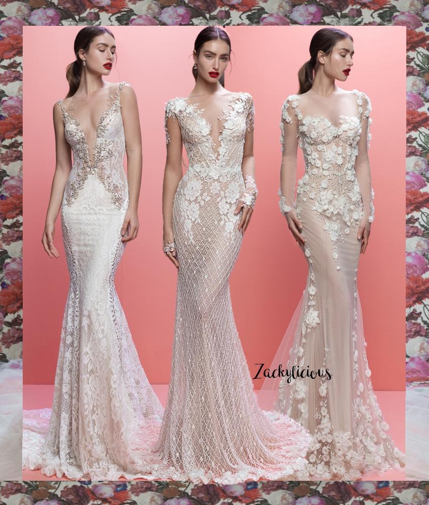 Reem Acra Spring 2019 Bridal Collection