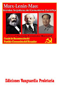 BIOGRAFAS DE CARLOS MARX, LENIN Y MAO TSETUNG