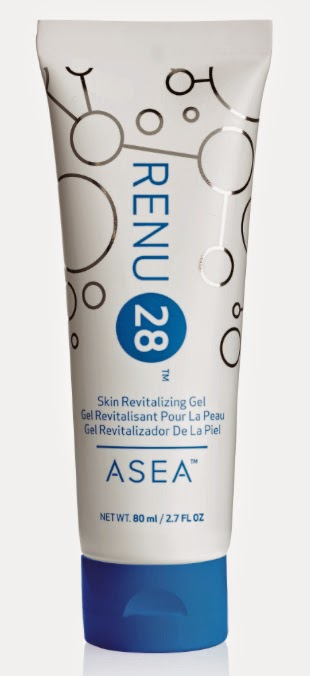 New Tech Anti-ageing Gel RENU28 by ASEA