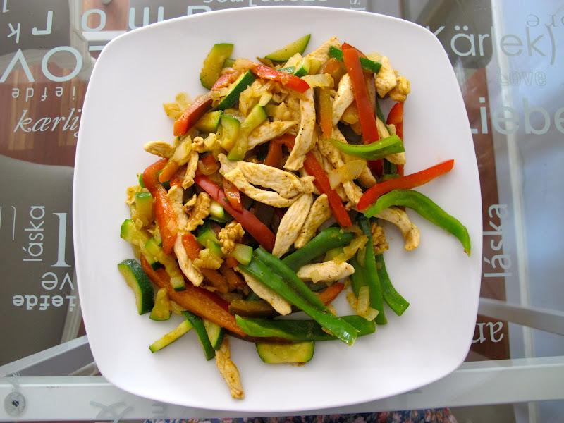 Comida r pida y sana el blog de malena costa for Preparar comida rapida
