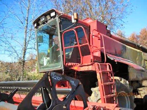 used case ih 1660 combine parts