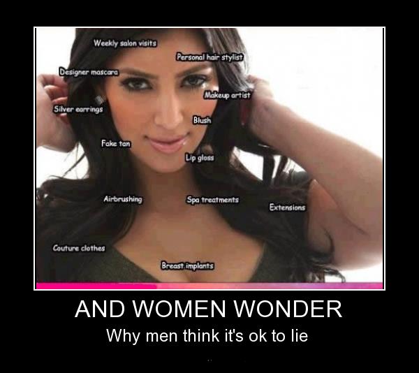 reason lied
