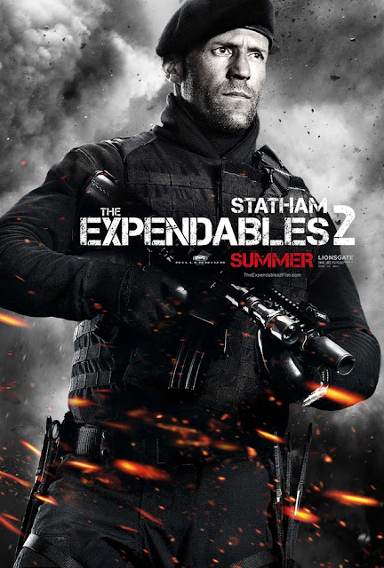 the expendables 2  statham