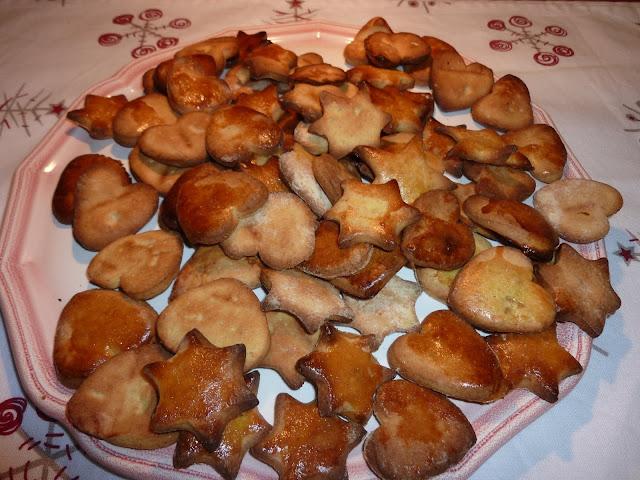 Biscuits pour Saint Nicolas