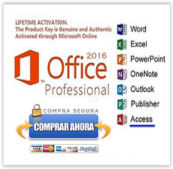 MICROSOFT OFFICE 2016 (con Access)