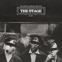 Currensy, Smoke DZA and Harry Fraud - The Stage EP