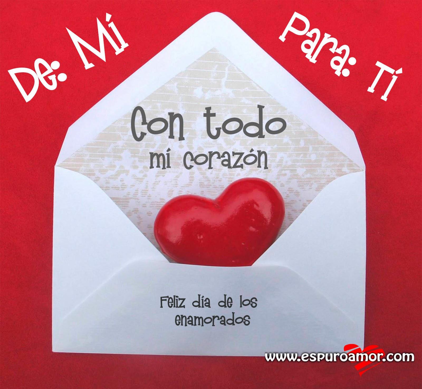 Feliz DIA De San Valentin Para Facebook