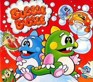 bubble bobble video
