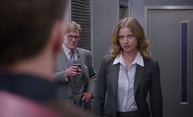 CIA☆こちら映画中央情報局です Captain America「キャプテン・アメリカウィンター・ソルジャー」が、エミリー・ヴァンキャンプが演じるエージェント13=