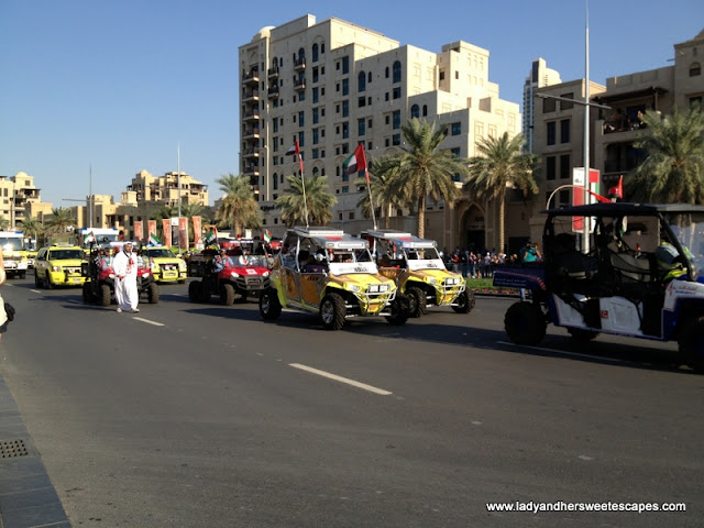 Cars on Parade UAE