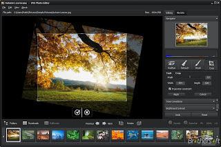تحميل برنامج الكتابة على الصور وتعديلها 2015 مع الشرح بالصور Photo Editor