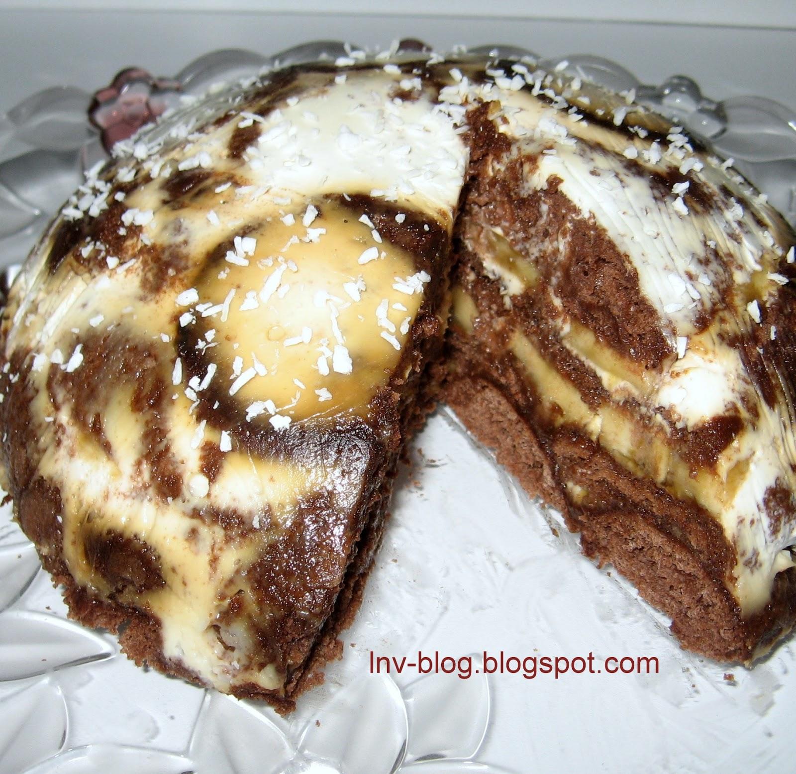 Торт из пряников с бананами и сметаной рецепт с фото, как 99