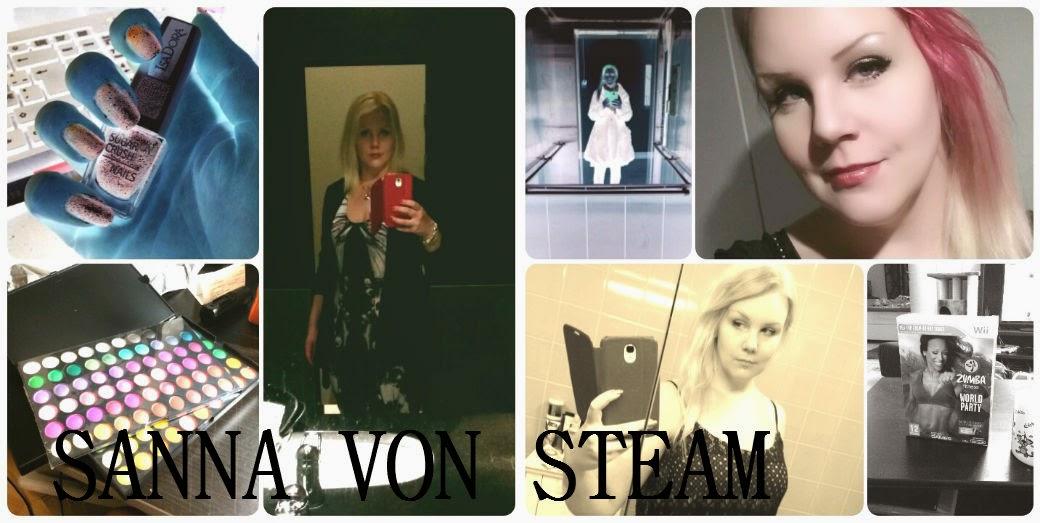 Sanna Von Steam