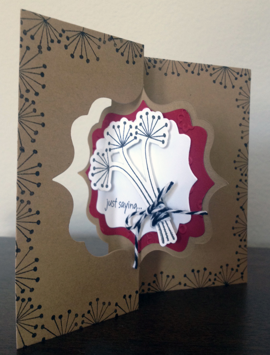 Card Making Ideas Sizzix Part - 32: Flip-it Card Make And Take