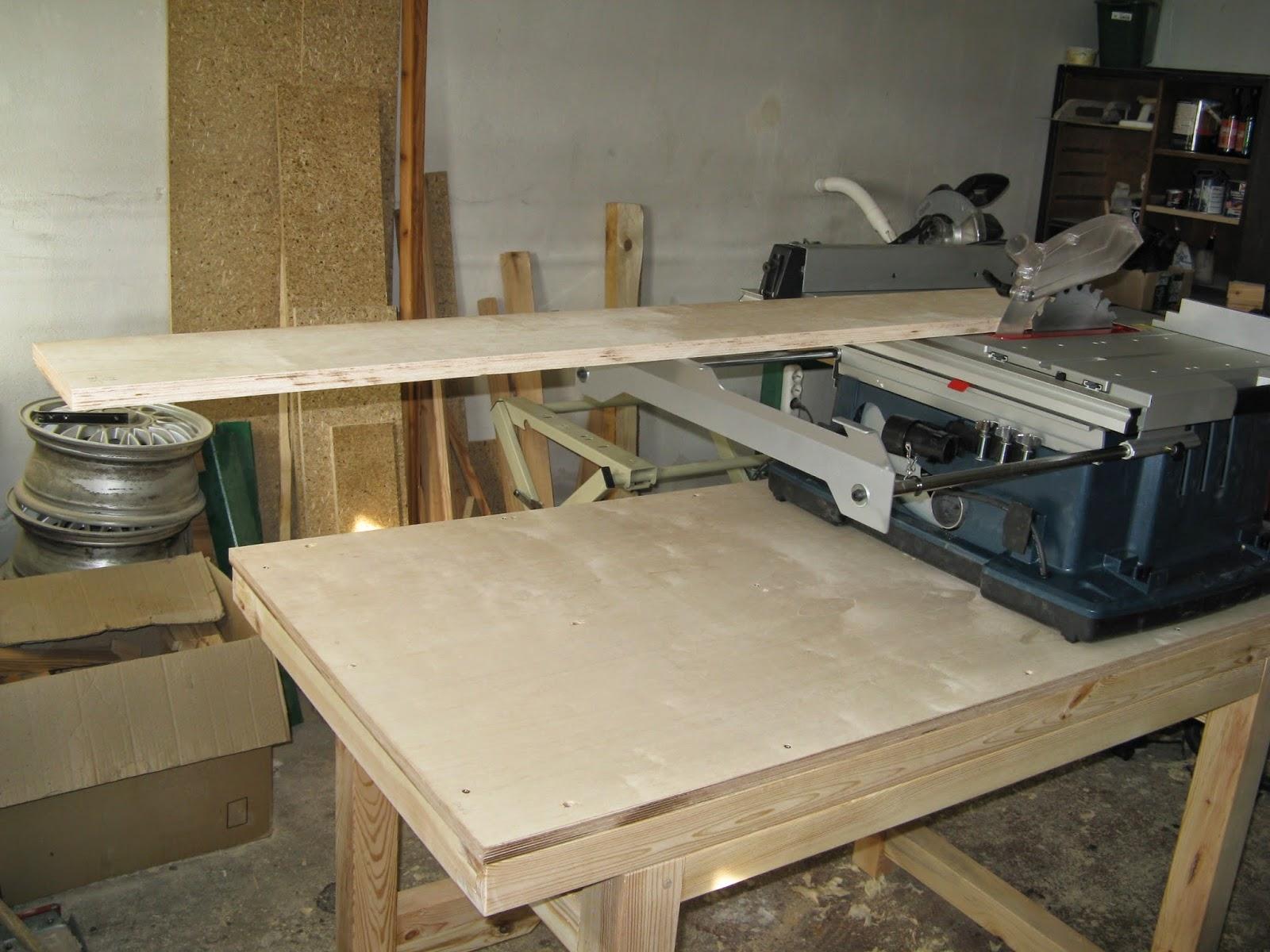 pasja drewna bosch gts 10 xc. Black Bedroom Furniture Sets. Home Design Ideas