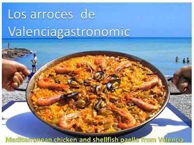 Paella Mixta - Una Receta Para Los Turistas Extrajeros (mediterranean Chicken And Shellfish Paella)