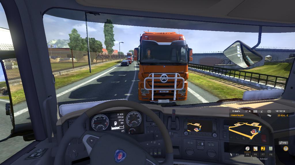 Euro Truck Simulator 2 Mods Romania Camioane Cu Accesorii