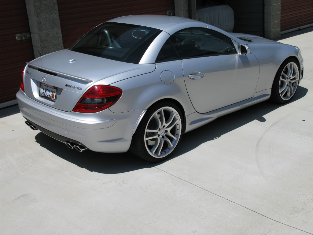 Mercedes-Benz SLK55 AMG R171
