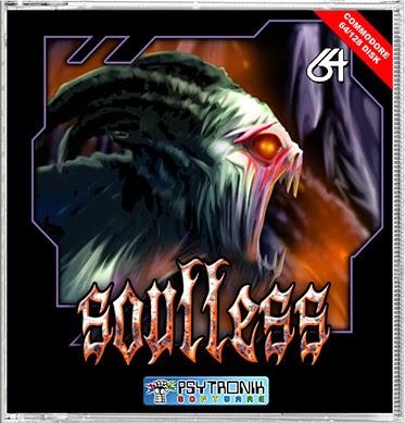 Soulless, nuevo juego en desarrolllo para C64
